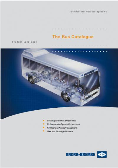 catalog piese autobuze Knorr Bremse